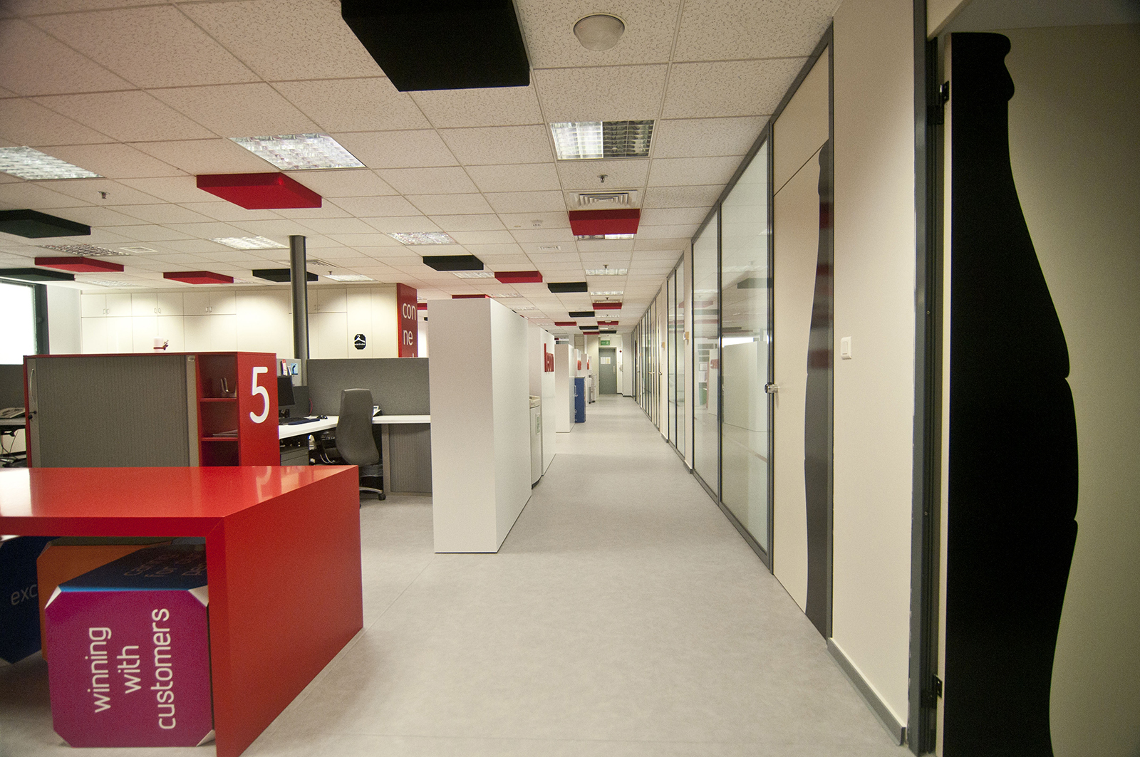 Office design by Stirixis Group