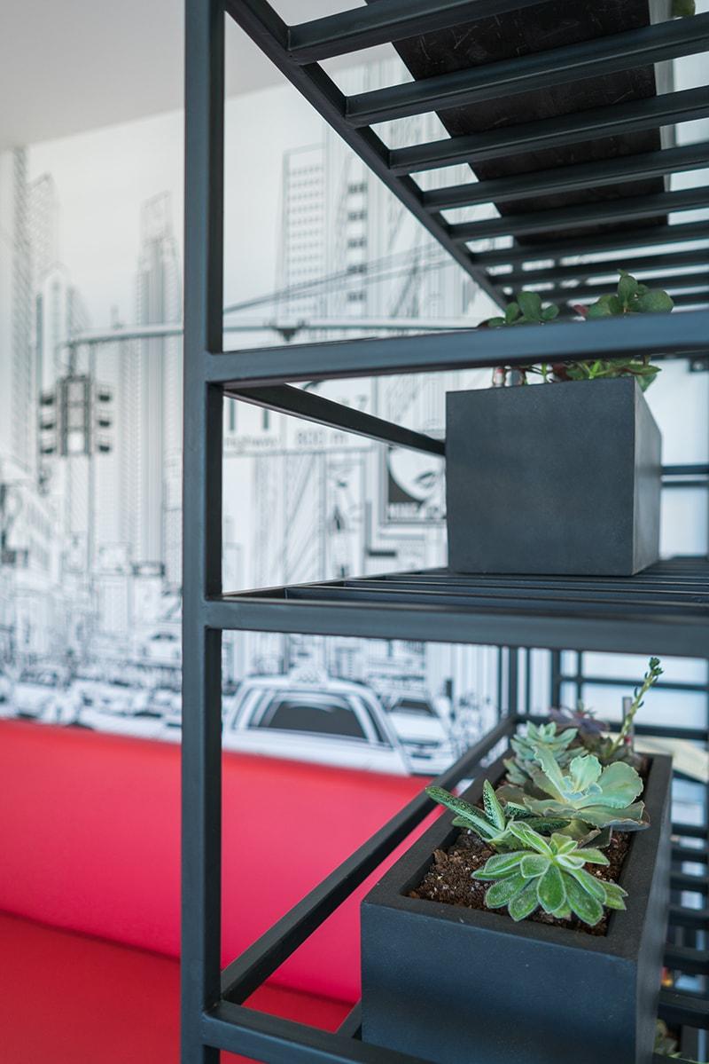 Office design - 3M Canteen