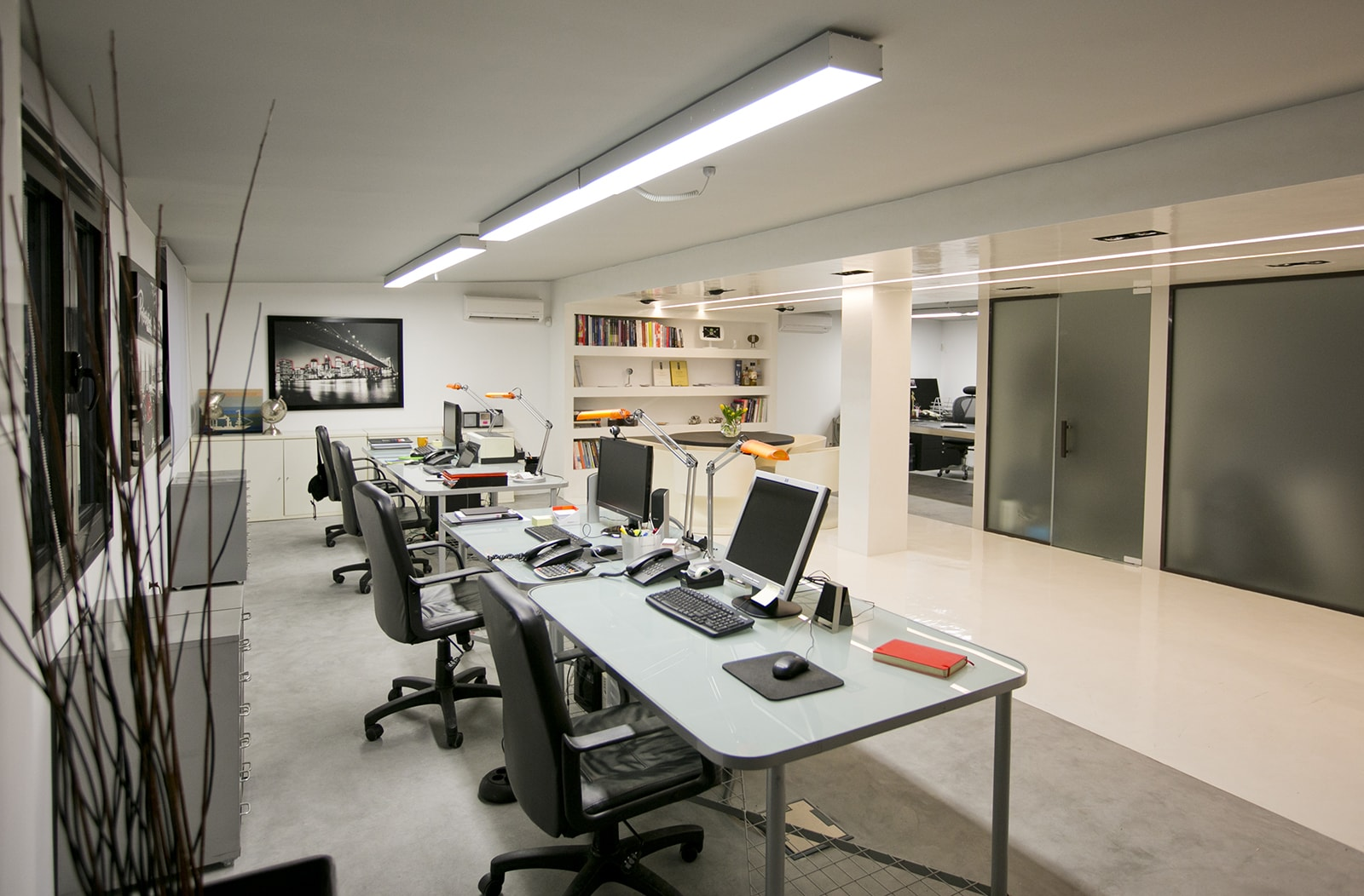 STIRIXIS Workplaces Office