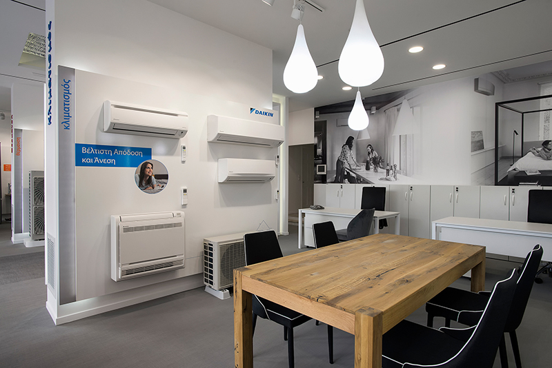 Daikin's new concept focuses on enhancing customer experience
