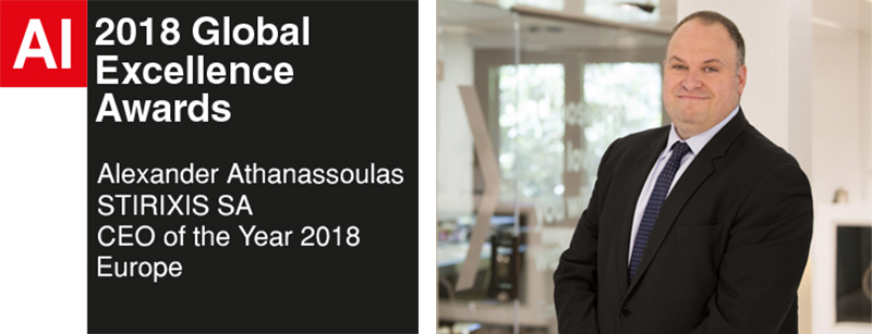 CEO of the year 2018 - Global excellence awards