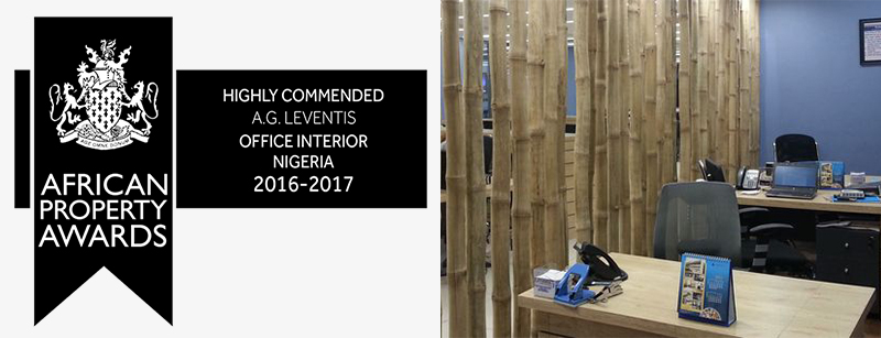 Intl. Property Awards 2016 AG Leventis HQ Offices, Lagos, Nigeria