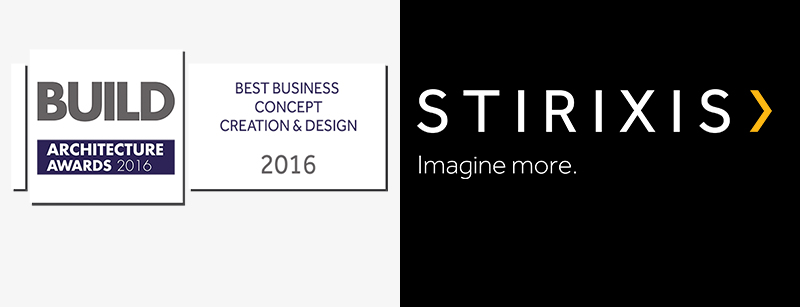 Build Architectural Awards UK 2016 STIRIXIS SA Best Business Concept Creation & Design - Greece
