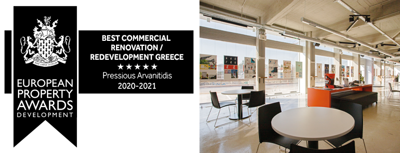 Pressious Arvanitidis - Workplaces Offices