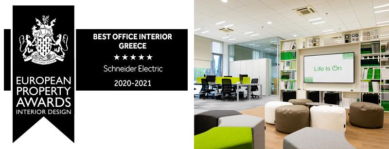 Schneider - Workplaces Offices