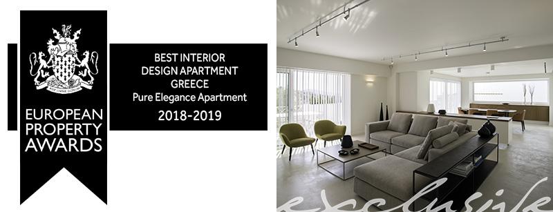 Best interior design apartment - Greece 2018-2019