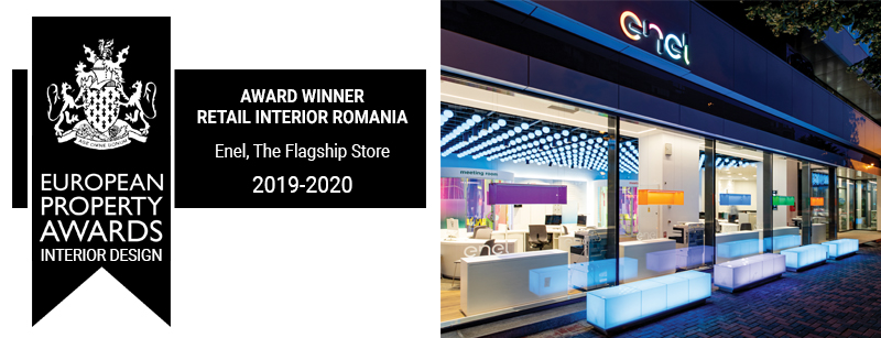 Award retail Interior Romania