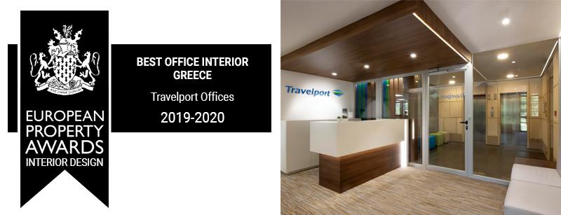 Best office Interior Greece