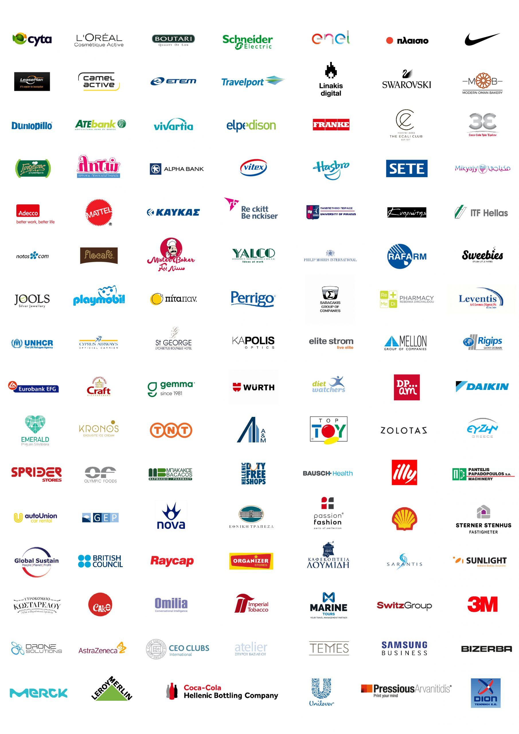 Stirixis Clients Logos