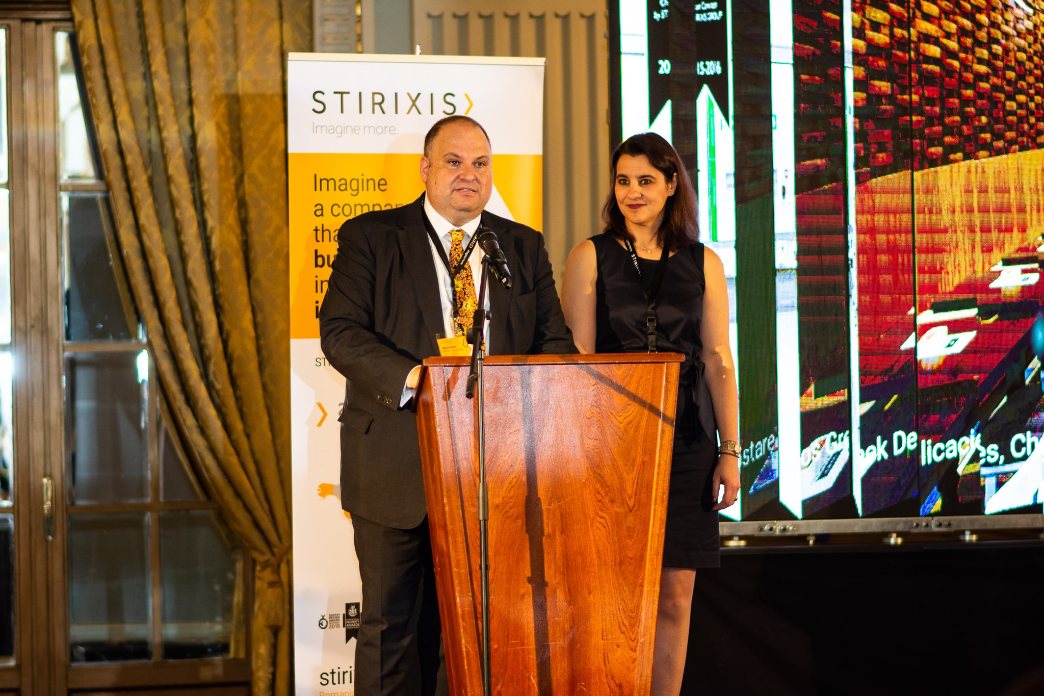 STIRIXIS Group celebrates its greatest projects realised by our Romanian Team in 2018.
