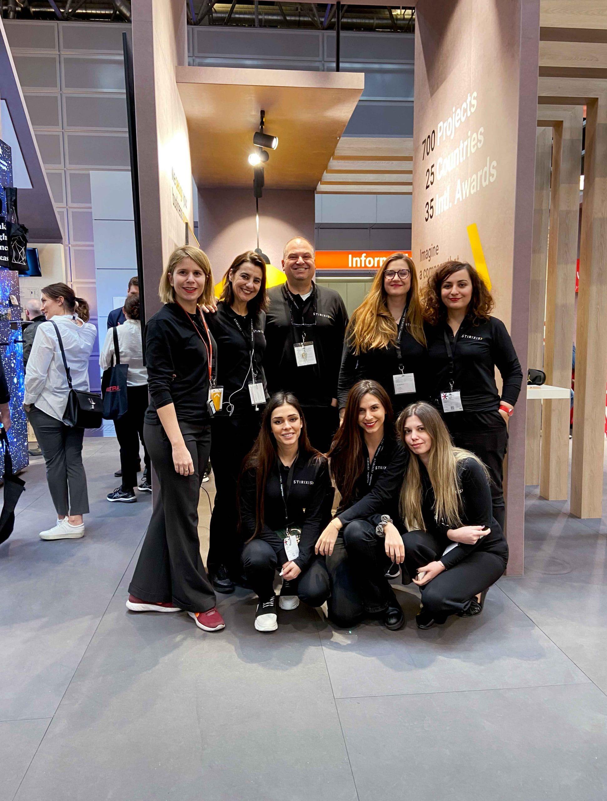 STIRIXIS Group Team